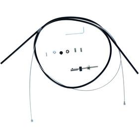 XLC BR-X90 Brake Cable Kit Ø1,5mm 1000/1350mm